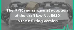 РПР закликає Верховну Раду не підтримувати антиконституційні зміни до кримінального процесуального кодексу